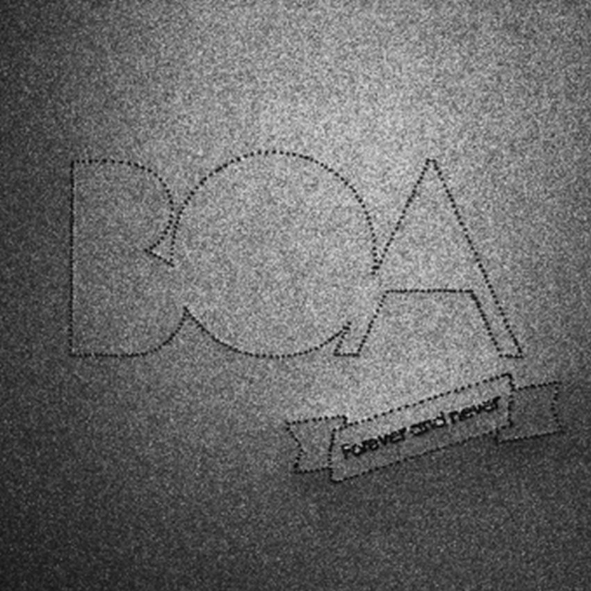 BOA Forever and never. Lemezborító, 2011
