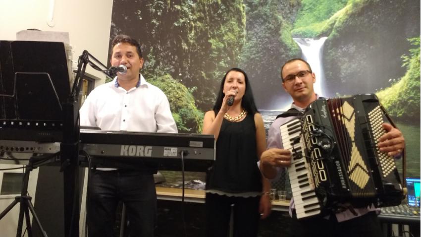 Őszi bál a Ljungby-i Joco Band zenekarral