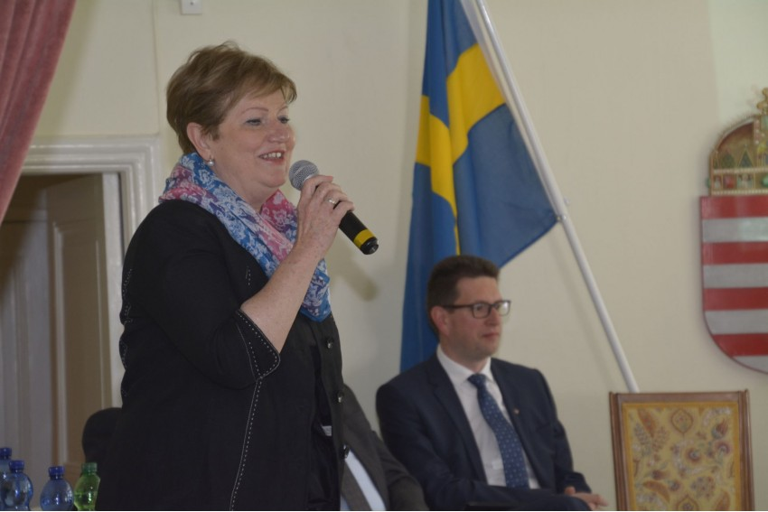 dr. Szili Katalin. Fotó: Szántó András