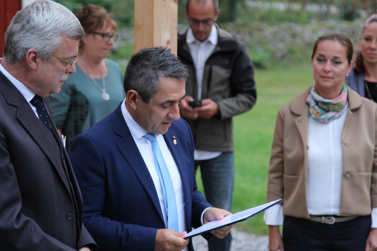 Potápi Árpád nemzetpolitikai államtitkár köszöntő beszéde